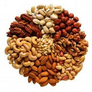 Сушеные орехи фото