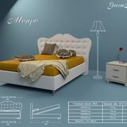 Кровать Монро фотография
