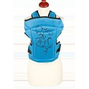 Рюкзак-кенгуру Womar Zaffiro №14 голубой фото
