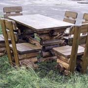 Изготовление мебели из натуральной древесины под заказ. фото