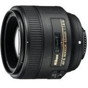 Объектив Nikon Nikkor AF-S 85mm f/1.8G (JAA341DA) фото
