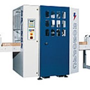 Автоматическая машина для упаковки длинномерных изделий в утягивающую стрейтч-плёнку У-HP фото