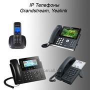 Grandstream и Yealink - ip телефоны, шлюзы, атс фото