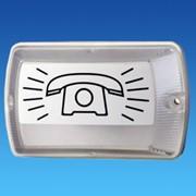Оповещатели телефонные свето-звуковые С-05Т фото