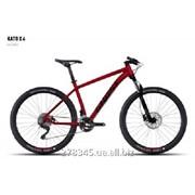Велосипед GHOST Kato X 6 red/black, 16KA3802 фото