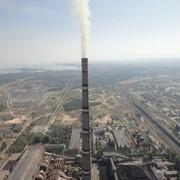 Обследование технического состояния зданий и сооружений в т.ч. дымовых труб ТЭС, вентиляционные трубы предприятий химической промышленности. фото