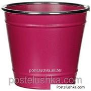 Горшок для цветов Greenware цилиндрический Пурпурный фото