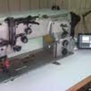 Швейное, промышленное швейное оборудование. фото
