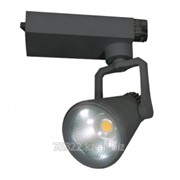 LED 701-106 20W 4000K BLACK на шинопроводе фото