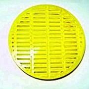 Колпачёк круглый пластмассовый фото
