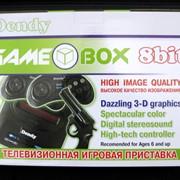 Приставки игровые Dendy Gamebox New фото