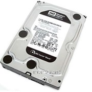 Накопитель HDD SATA 500GB WD Black 7200rpm 64MB (WD5003AZEX) фото