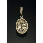 Образ Пресвятой Богородицы Казанская артикул 44062 фото