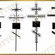 Кресты металлические фото