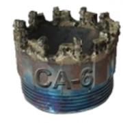 Буровая коронка СА-6 Д151 фото