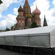 Аренда павильонов, тентов и шатров фото