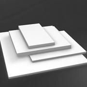 Лист строганный фторопластовый С 5 мм, Фторопласт листовой фото