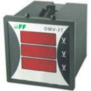 Цифровой индикатор напряжения DMV-3T фото