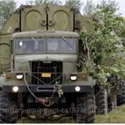 Тягач КрАЗ-255Б1 фото