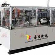 Оборудование для производства бумажных стаканов серия PU ZH-PCM574 фото