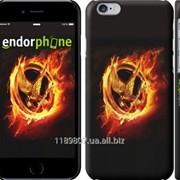 Чехол на iPhone 6 Голодные игры 282c-45 фото