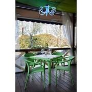 Мебель садово-парковая из искусственного ротанга фото