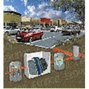 Очистка поверхностного стока с автостоянок и территорий АЗС «под ключ» фото