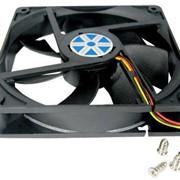 X12025BB X-COOLER вентилятор для корпуса, 12 см., 3-pin коннектора МП или Molex фото