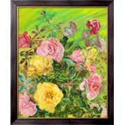 Картина Розы на солнце, Гейнор, Джанет фото
