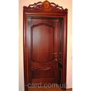 Реставрация дверей металлических фото