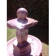 Эксклюзивный фонтан фото