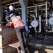 Зачистка - Теплообменники, АВО, котлы, трубы, от 50-530мм - без разборная фото