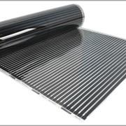 Инфракрасный пленочный теплый пол пр-во Корея. мощность 200 вт.кв.м. Опт. цена 10 долл.кв.м. фото