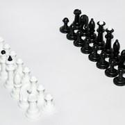 Фигуры шахматные классические М фото