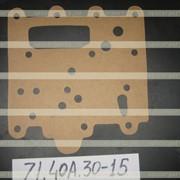 Коробка передач ZL50G Прокладка ZL4A.3-15/29511381/14B2 фото