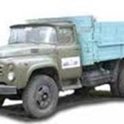 Вывоз мусора автомобилями ЗИЛ и Газель фото