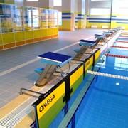 Реконструкция спортивного оборудования для бассейнов фото
