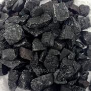 Крошка мраморная черная фото