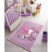 Коврик в детскую комнату Confetti Pony lila 100х150см фото