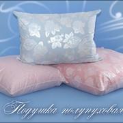 Подушка перо-пух фото