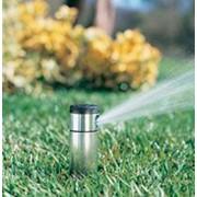Система полива газона,микрокапельное орошение, капельный полив, система капельного полива растений, система микрокапельного полива, система капельного орошения, система микрокапнльного орошения фото