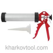 Пистолет для выдавливания силикона Intertool HT-0025 фото