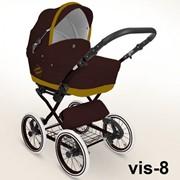 Детская коляска Tutek Imperial 2 в 1 модель 8 фото