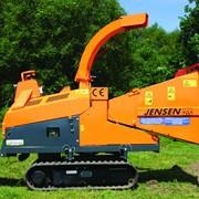 Рубительная машина Jensen А530 (Измельчитель древесины) фото