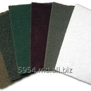 Scotch Brite (для очистки и чистовой обработки поверхностей из нержавеющей стали, металлов, дерева, камня) фото
