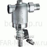 """Фильтр 1/2"""", НР-ВР, без манометра, 100 мкм, хромированный, артикул FA 3945 12100 фото"""