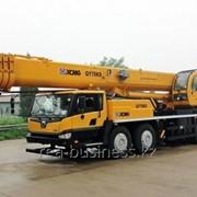 Услуги автокрана 25-50 тонн , стрела 32-56 метров фото