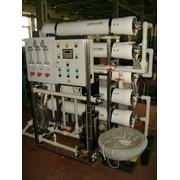 Мембранная установка (система обратного осмоса) водоподготовки «РосАква-М-10» - 10 м3/час. фото