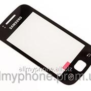 Сенсорный экран для мобильного телефона Samsung S5660 Black фото