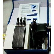 Глушилка мобильный подавитель сигналов GSM, CDMA, 3G «Скорпион 10» фото